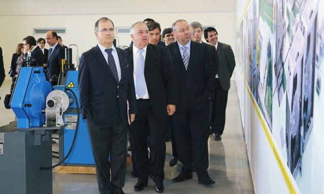 Img - Visita do Ministro_Economia