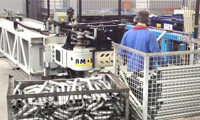 AMOB supplies worlds leading sports goods manufacturer