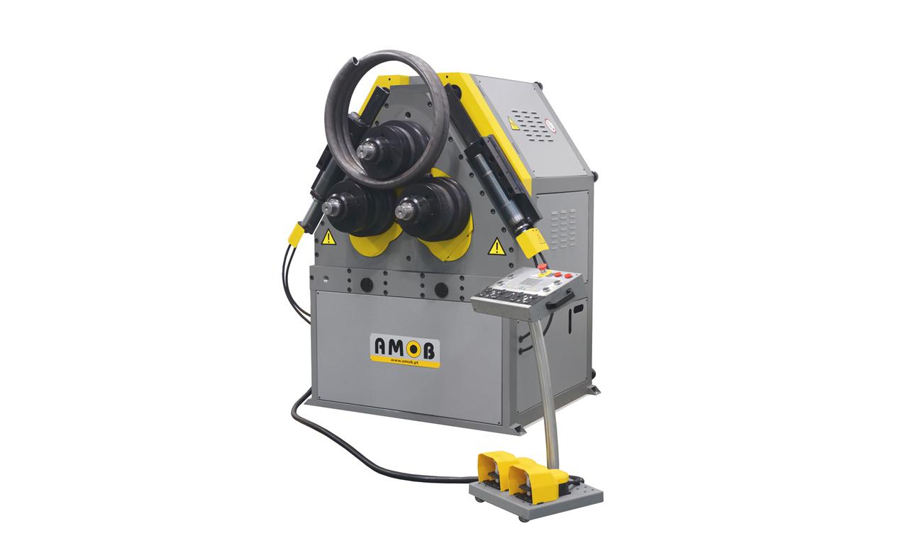 Curvadoras-de-perfiles-MAH120-3 AC