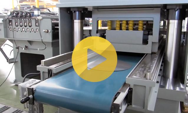Four Columns Hydraulic Press – PH4C-400T