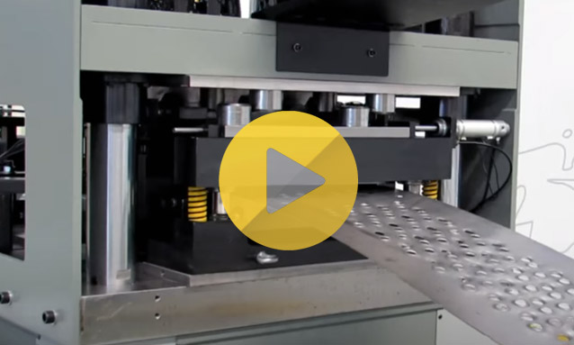 Four Columns Hydraulic Press – The PH4C (2)