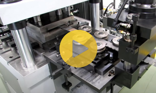 Four Columns Hydraulic Press – The PH4C