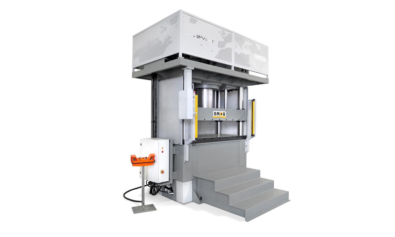 Four-Columns-Hydraulic-Press-PH4C300T-