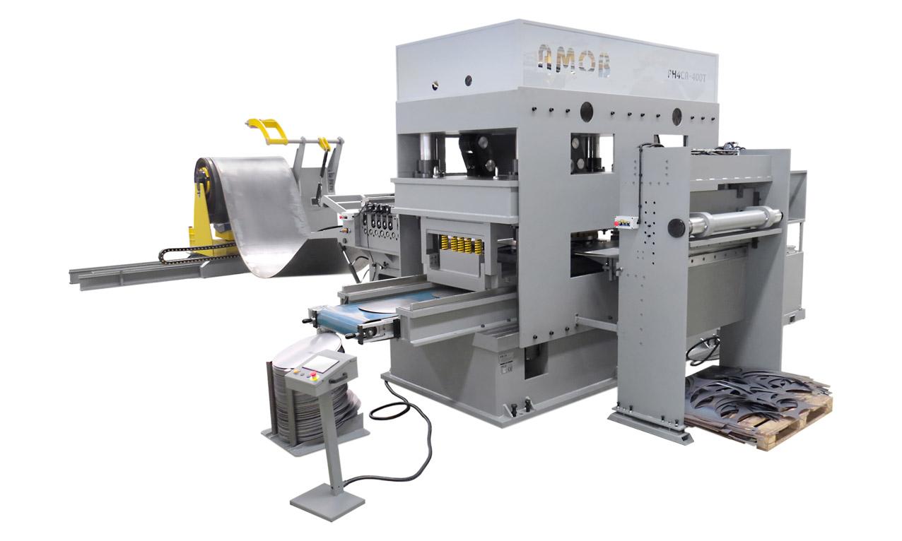 Four-Columns-Hydraulic-Press-PH4CA-400T