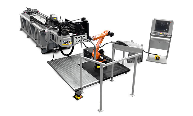 IMg - Fully Electric CNC Tube Bending Machines - eMOB52CNC-Bending-Cell-web