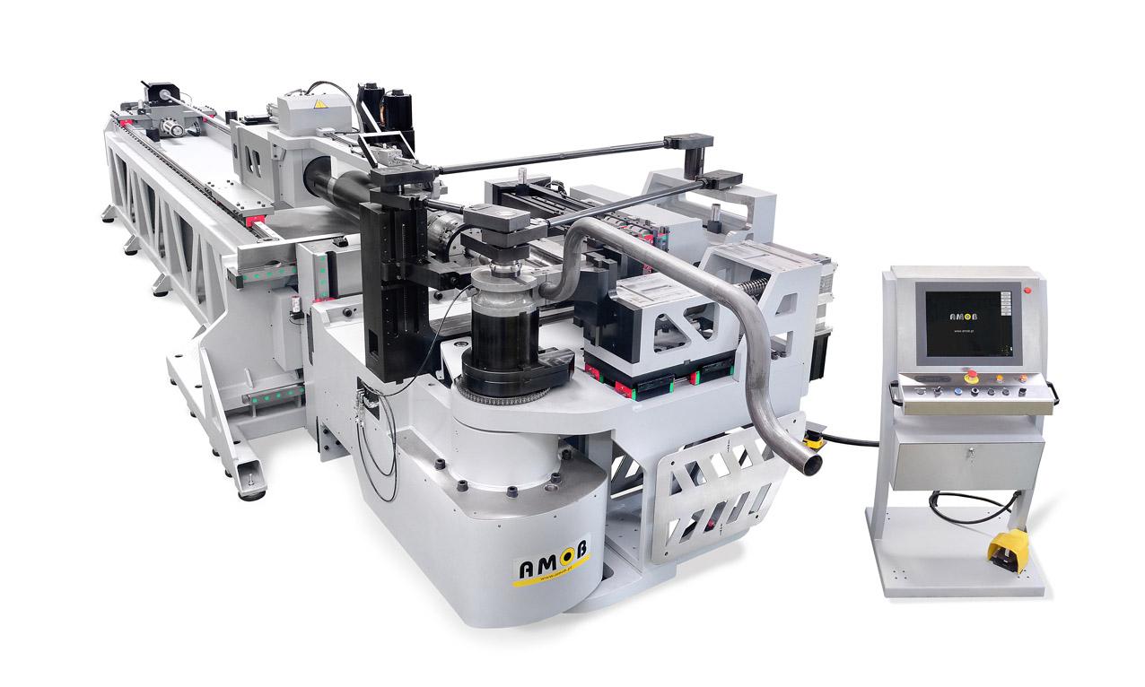 Fully-electric-cnc-tube bender-eMOB150CNC