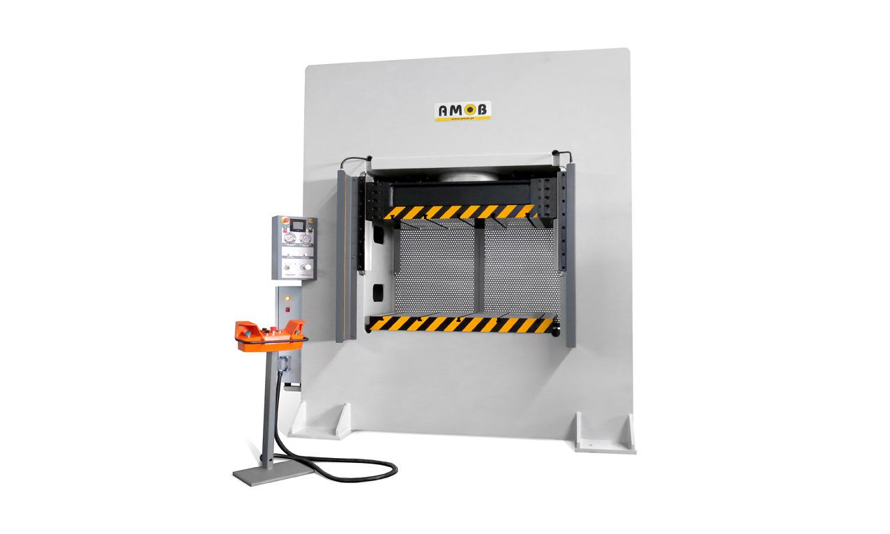 H-Frame-Hydraulic-Press-PHDM