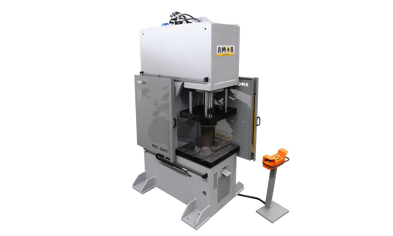 Prensas-hidráulicas-tipo-C-PH100T