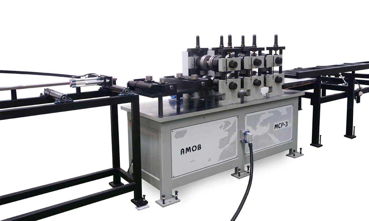 Roll-forming-Coupling Machine