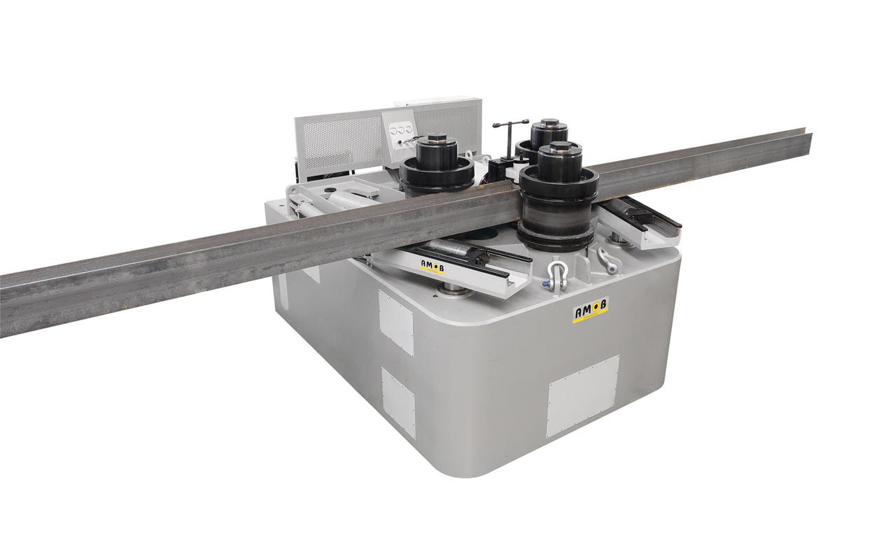 Section-Bending-Machine-MAH300-3AC-Fat Test