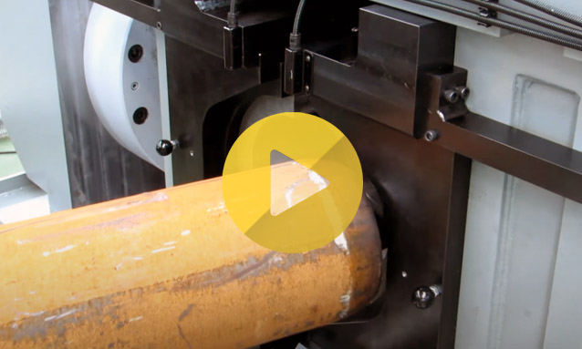 Tube End Forming Machine – Heavy Duty Tube End Forming Machine MB350-1