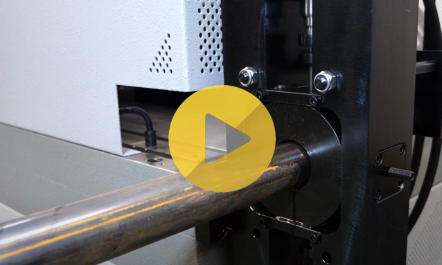 Tube End Forming Machine – MB100-3 Scaffolding Tube