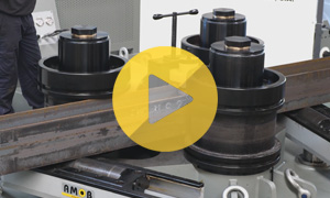 video-section-bending-machine the mah300 ac fat test