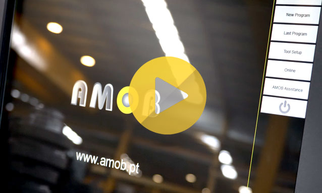 Creating new program with AMOB Tube Bending Software