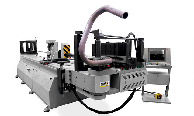 curvadoras de tubo CNC elétricas -Ce90CNC-mobiliario-rua