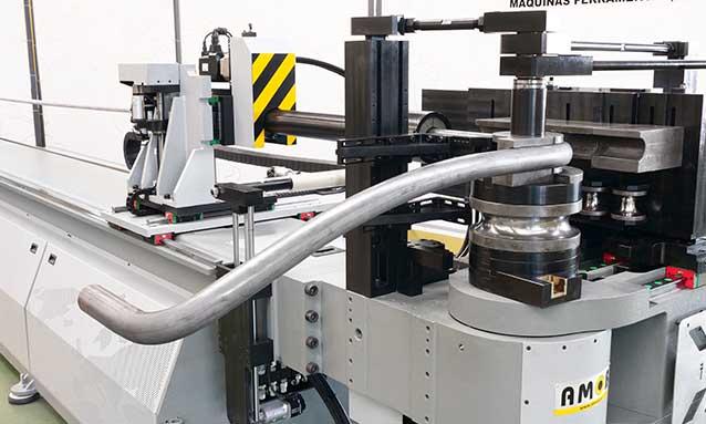 curvadoras de tubo CNC elétricas -Ce90CNC