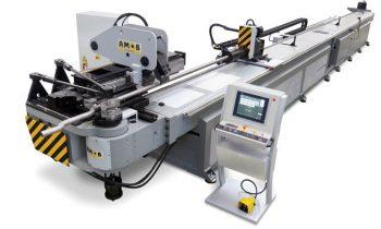 máquinas de curvar tubo booster CNC-CH120CNC