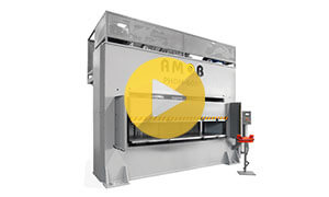 Aluminium Panel Door PH600T Hydraulic Press