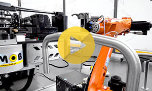 Fully Electric Bending Cell