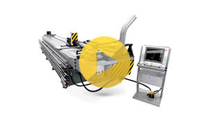 Shipbuilding and Offshore CH 120 CNC Pipe Bender