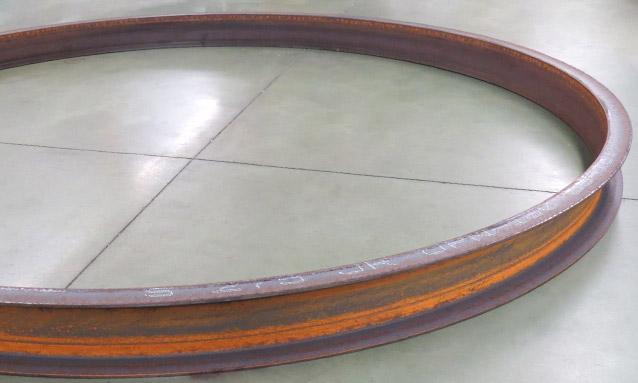Image of Angle bending rolls U Profile