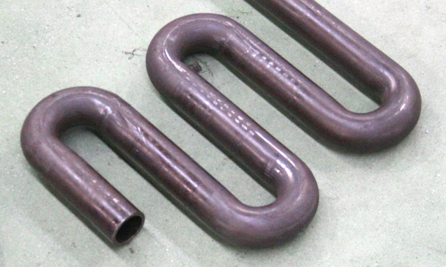 Image of Booster pipe bending for Boiler and power plants