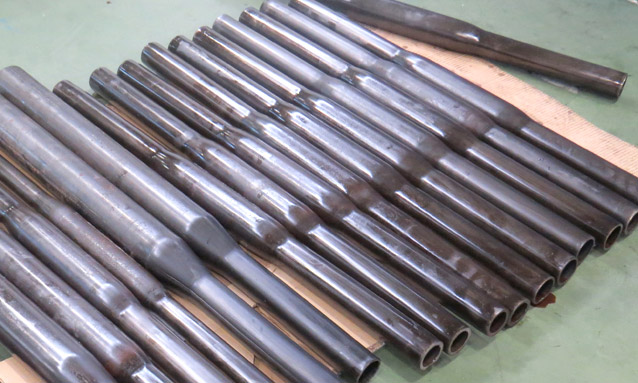 Image of Boiler and power plants pipe end forming