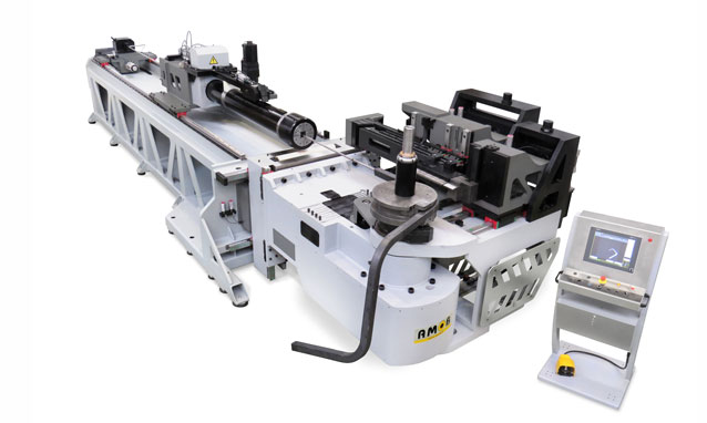 Image of Fully Electric CNC Tube Bender eMOB Series - eMOB150CNC
