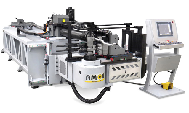 Image of Fully Electric CNC Tube Bender eMOB Series- eMOB80CNC