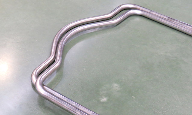 Image of CNC Tube bending for Metallic furniture