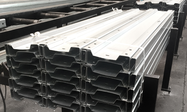 Sigma profile roll forming machine AMOB
