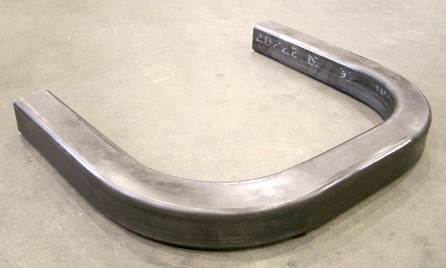 Image of Rectangular pipe bending for Agricultural machinery