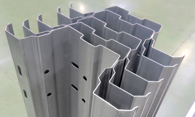 Image of Roll forming lines for Metallic structures