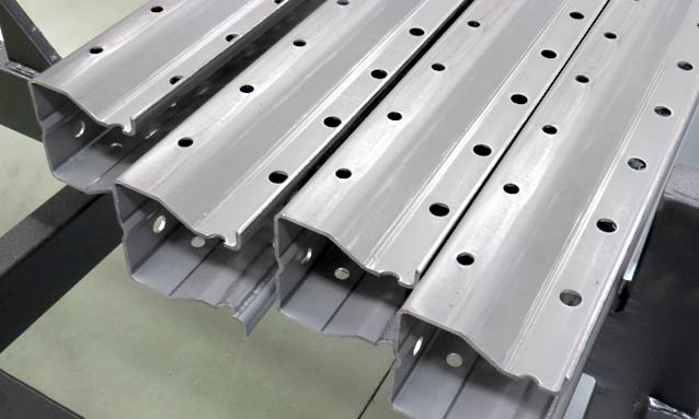Image of rack_and_shelving_Automatic_Roll_Forming_line