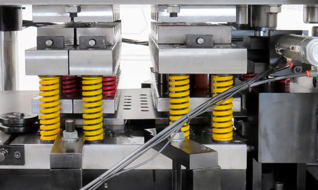 Image of 4 columns hydraulic press PH4C60T