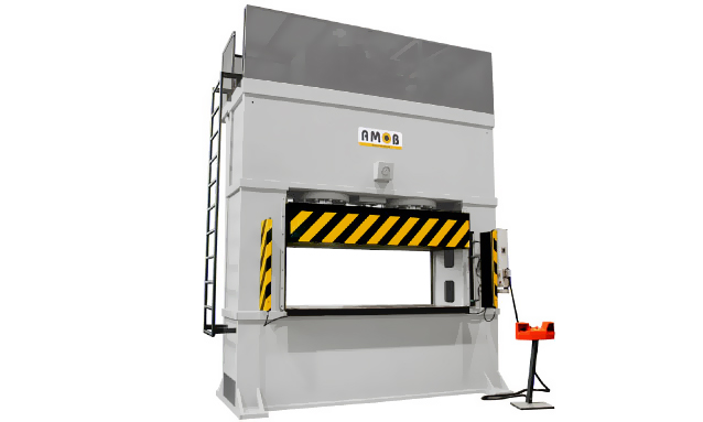 Image of H Frame Hydraulic Press - PHDM Series - PHDM
