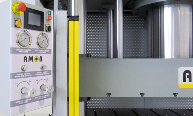 Image of Closed frame hydraulic press PHDM