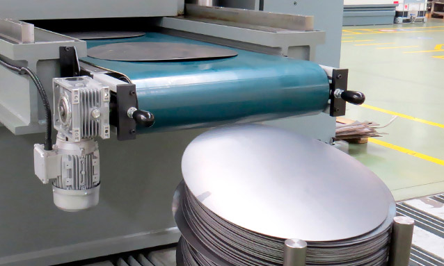 Image of Automatic line plate disks to GPL