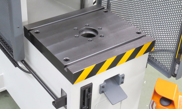 Image of C Frame Hydraulic Press - PHC Series - Closed frame