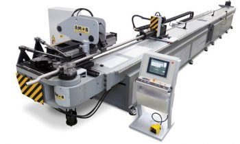 Image of Boiler Tube Bending Machine - CH-B Series - CH120CNC