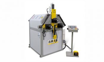 Image of CNC Roll Bender - MAH-CNC Series - MAH60/3CNC