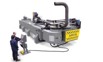 Img - Curvadora de Tubos CNC - Serie CH