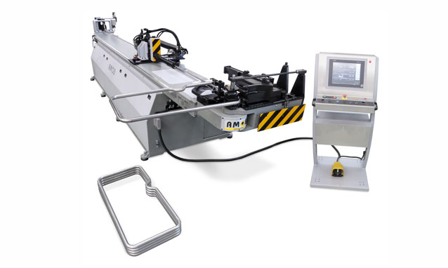 Image of Electric CNC Tube Bender - Ce Series-CE42CNC-R