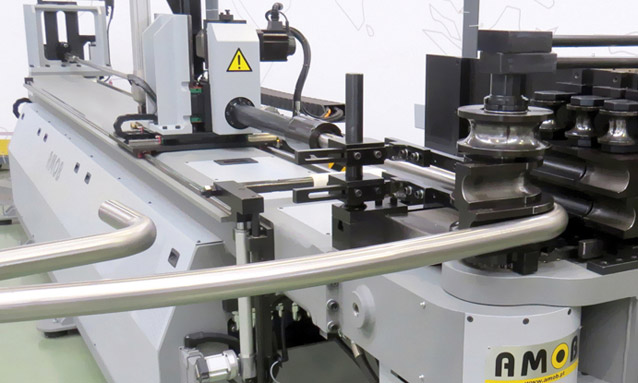 Image of Fix variable Electric CNC tube bending machine