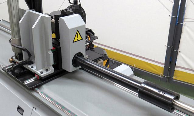 Image of Electric CNC tube bending machine POB