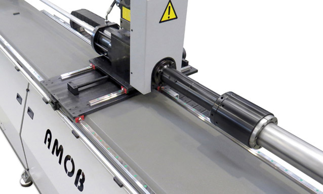 Image of Electric NC tube bending machine POB