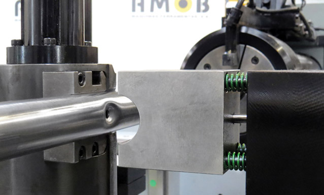 Image of Fully electric CNC tube benders eMOB Punching device