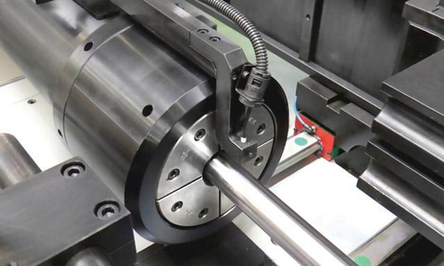 Image of Fully electric CNC tube benders eMOB Weldingsensor