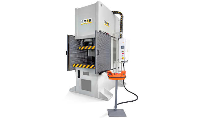 C Frame Hydraulic Press - PHC Series Hydraulic Presses | AMOB