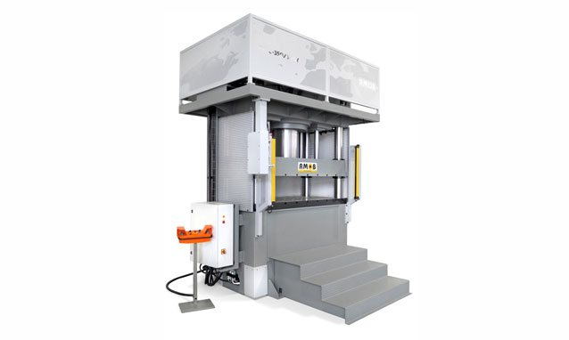 Image of Four Columns Hydraulic Press - PH4C Series - PH4C300T